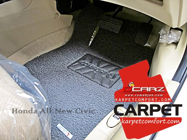 karpet comfort honda civic (4)