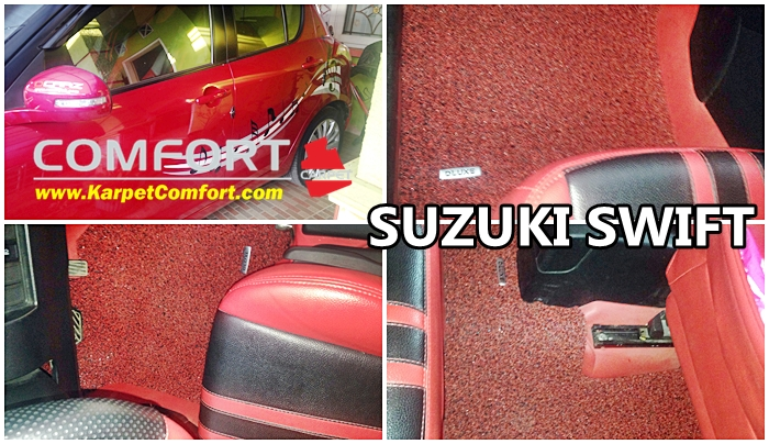 KARPET COMFORT MOBIL SWIFT