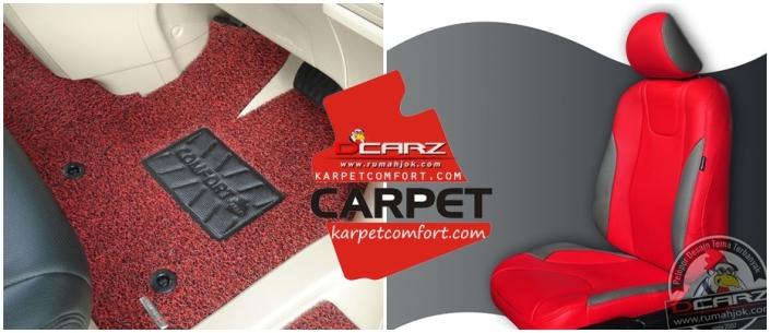 karpet comfort mobil yaris