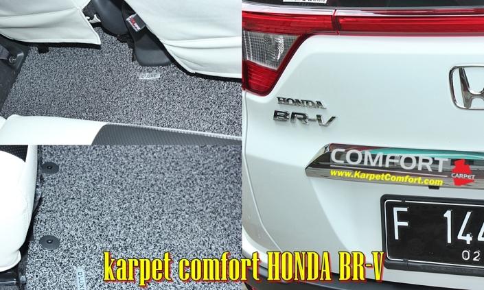 KARPET COMFORT HONDA BR-V